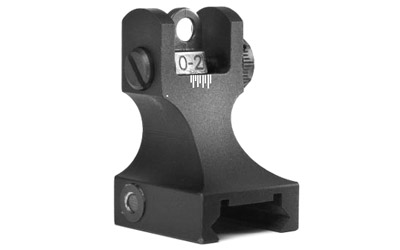 Samson Fixed Rear Sight A2 Black