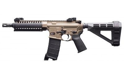 SB Tactical AR Pistol Brace SBM4 Dark Earth