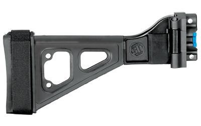 SB Tactical Sb Tactical Folding Brace Sbt5k Black Mp5k