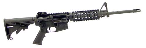 Smith & Wesson S&W M&P-15x 556nato 16