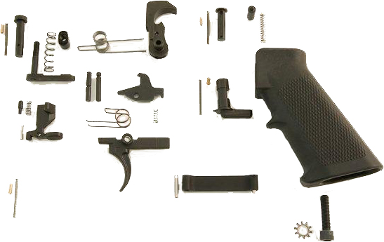 Spikes Tactical Standard Lower Parts Kit