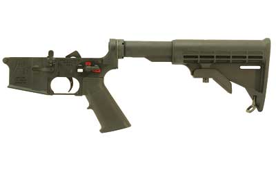 Spike's Tactical Spikes Tactical Complete Lower M4 Stock Color Fill