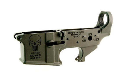 Spikes Tactical Stripped Punisher Lower