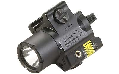 Streamlight Tlr-4 Tac Light/laser Black