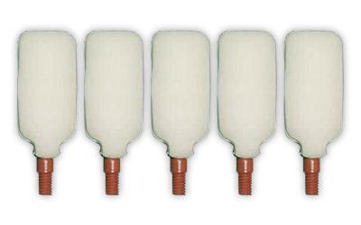 Super-Brush Super-brush Bore-tips 40 Cal 5pk