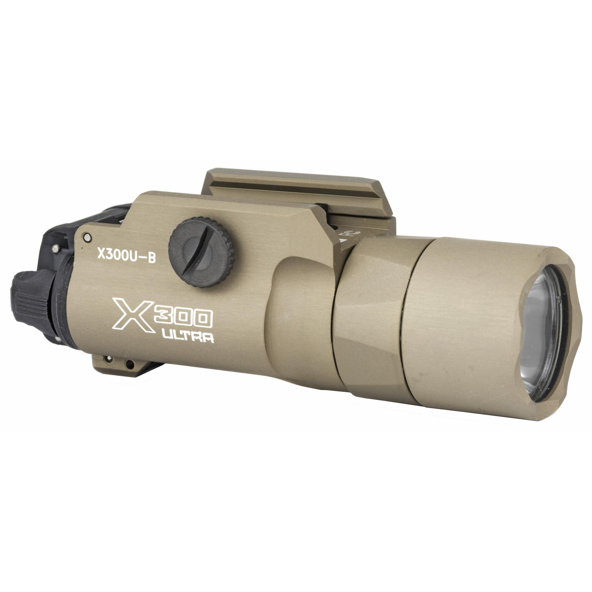 Surefire X300u-b Tan 1000 Lm-led X300U-B-TN Photo 2