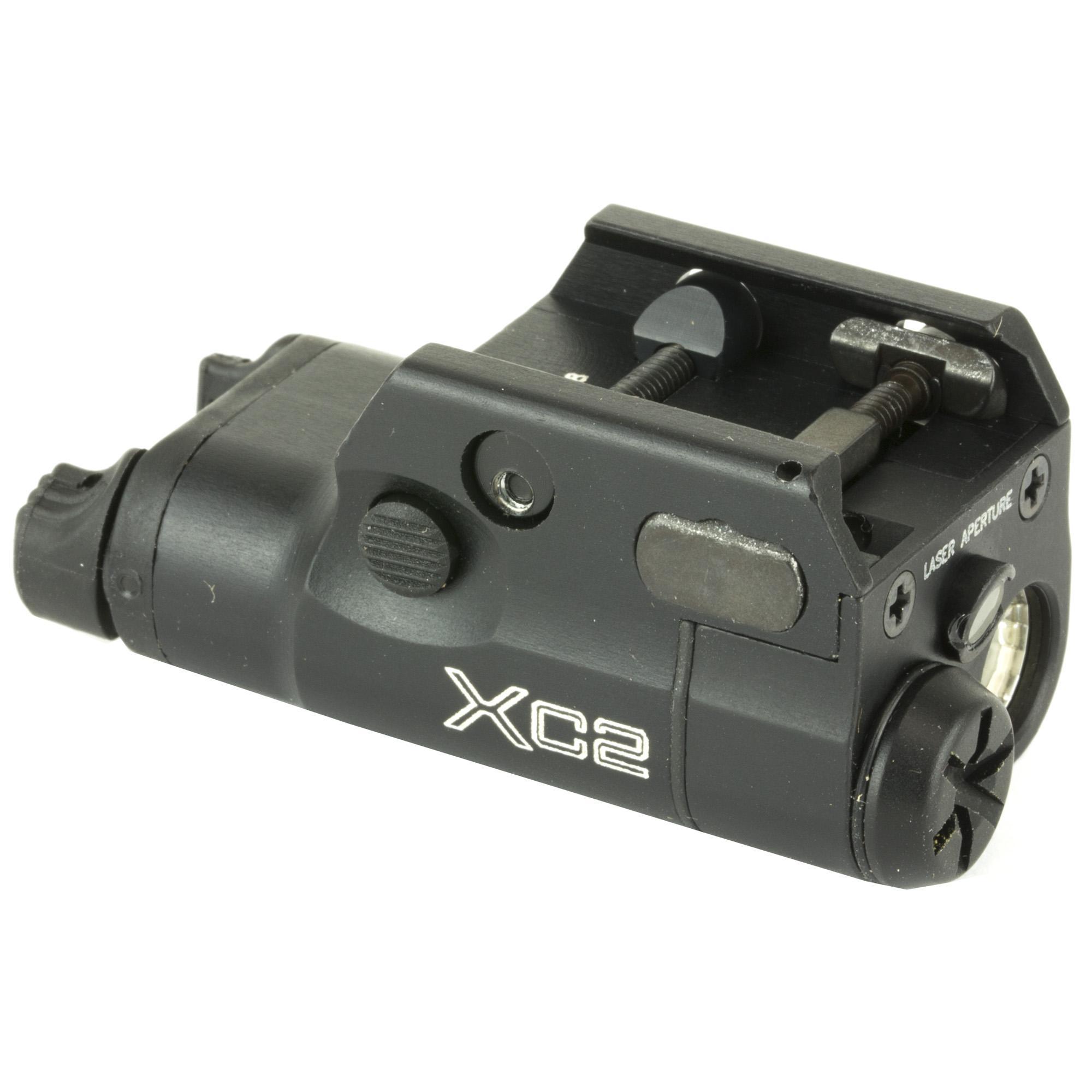 Surefire Surefire Xc2a Cmpt Pistol Lht/lsr Black