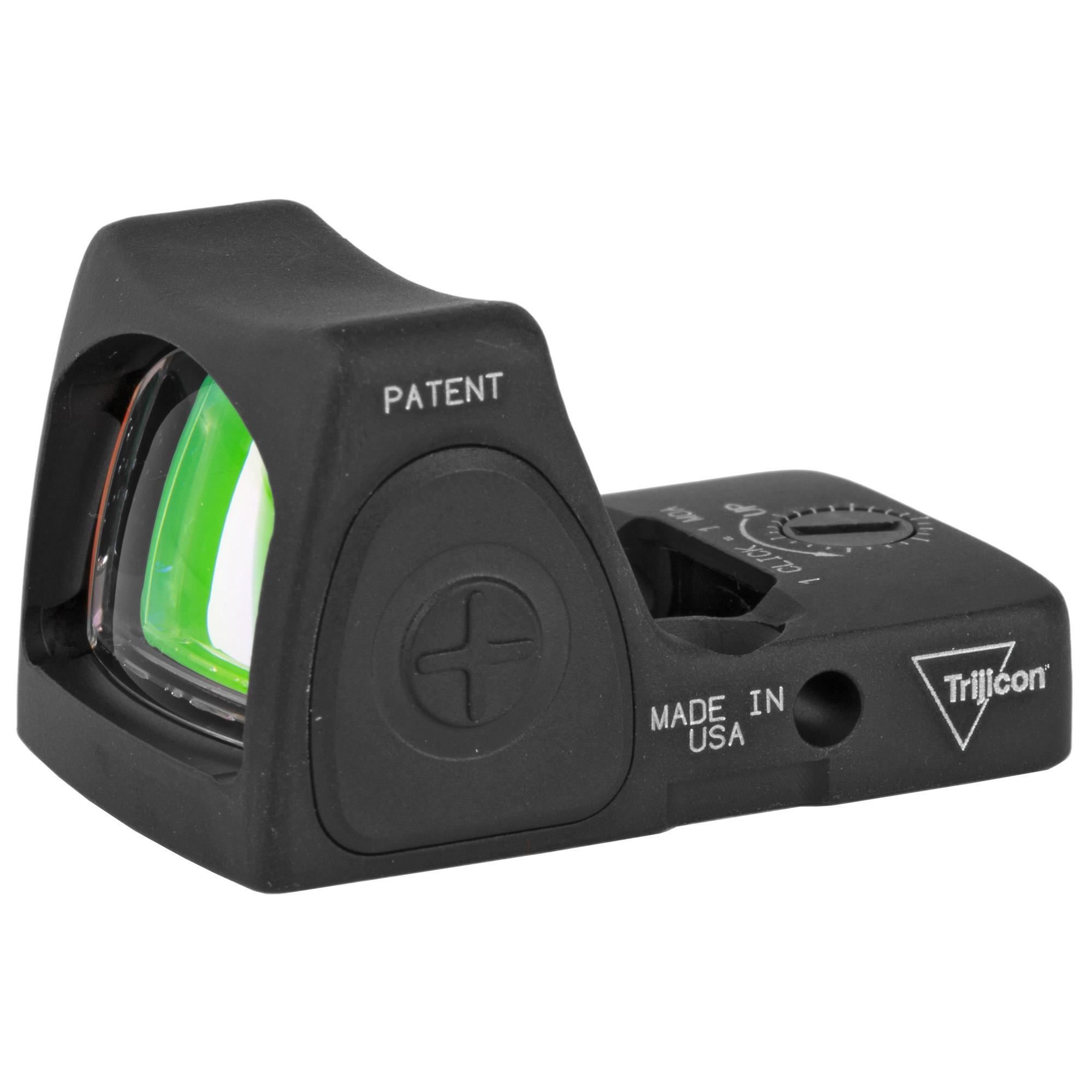 Trijicon Rmr Type 2 Adj 6.5 Moa Black