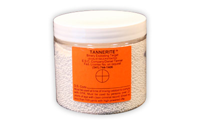 Tannerite single 1/2 lbs exploding target