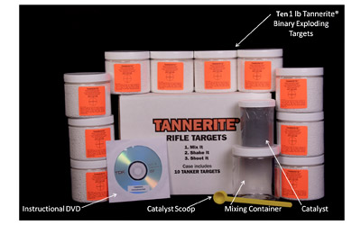 Tannerite Propack 10 Pack of 1lb Exploding Targets