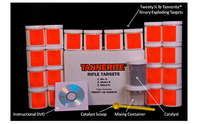 Tannerite Propack 20 Pack of 1/2lb Exploding Targets