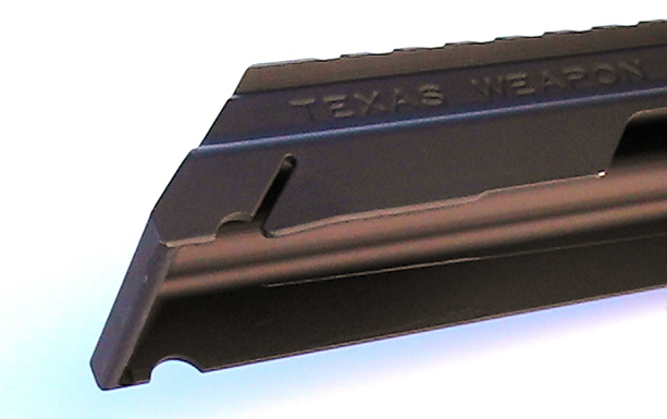 Texas Weapons Systems Texas Weapons Systems Dog Leg Dust Cover Rail AK47/74