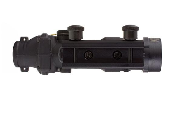 Trijicon Trijicon ACOG 4x32 BAC Rifle Combat Optic (RCO)Scope with Red Chevronronronron Reticle for the USM
