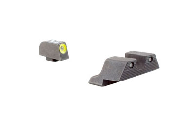 Trijicon HD Night Sight Set — Yellow Front Outline — for Glock® Pistols