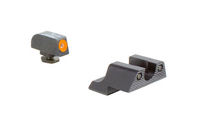 Trijicon HD Night Sight Set — Orange Front Outline — for Glock® Pistols