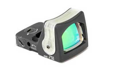 Trijicon RMR Dual-Illuminated Sight  - 12.9 MOA Amber Triangle
