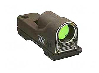 Trijicon Reflex 12.9 MOA Triangle Reticle with A.R.M.S. #15 Throw Lever Mount