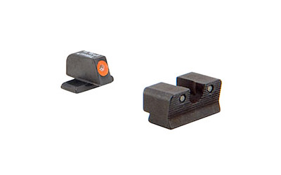 Trijicon Springfield XD-S HD Night Sight Set – Orange Front Outline