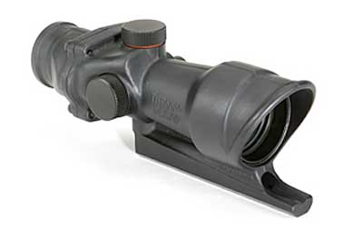Trijicon ACOG 4x32 Scope with .308 Full Line Red Illumination