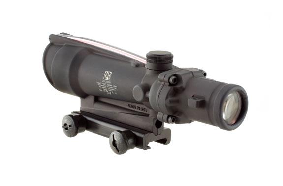 Trijicon Trijicon ACOG 3.5x35 Scope, Dual Illuminated Red Horseshoe .308 M240 BDC Reticle with  TA51 Mount