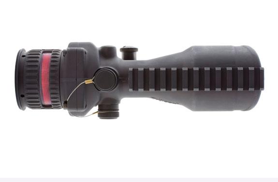Trijicon Trijicon ACOG 6x48 Scope, Dual Illuminated Red Horseshoe .308 Ballistic Reticle with TA75 Mount and