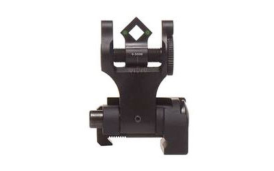 Troy Troy Folding Rear Di-optc Sight Trit Bk