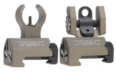Troy Battlesight Micro Front / Rear Dark Earth