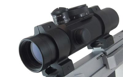Ultra Dot Aal Ud 30mm Tube Matchdot 2 Ret Black