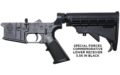 Ua Spl Forces Cmplte 556 Lower 6-pos