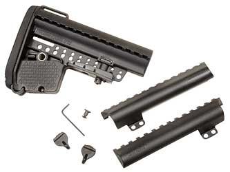 VLTOR VLTOR Milspec E-mod Stock Black