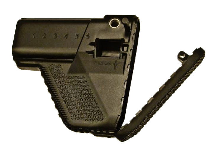 VLTOR VLTOR FN SCAR Stock Black