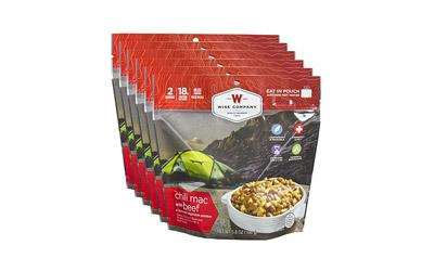 Wise Camping Chili Mac With Beef 6pk