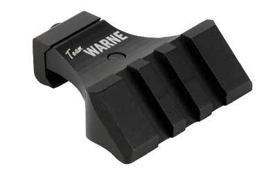 Warne 45 Degree Picatinny Mount Black