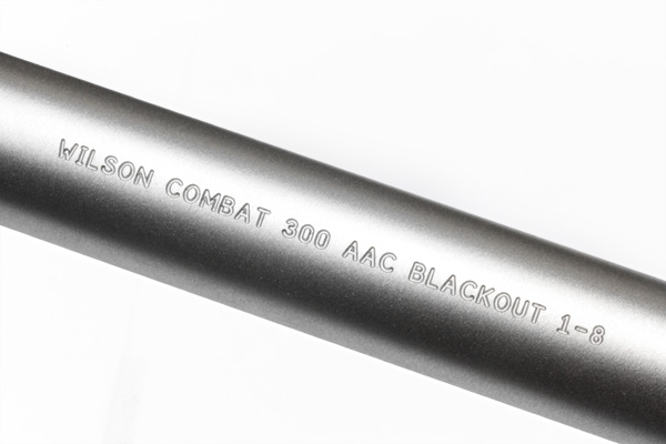Wilson Combat Wilson Combat Match Grade Barrel, 300 Blackout Blackout, Recon SR Tactical, 14.7