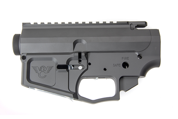 Wilson Combat Billet Upper/Lower Receiver, AR-Style, Matched Set TR-LOWUPP-BIL Photo 2