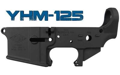 Yankee Hill Machine Stripped Lower Black
