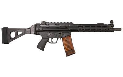 Zenith Firearms Zenith Mke Z-43p Sb Rail 5.56 12