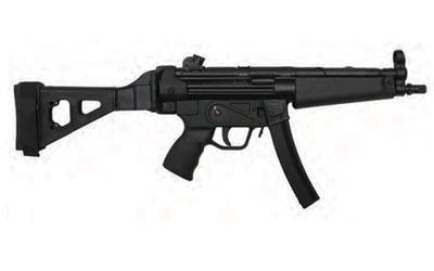 Zenith Firearms Zenith Mke Z-5rs Sb Folding 9mm 8.9